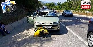 Bisikletle kırk ülke dolaştı, Türkiye'de öldü!