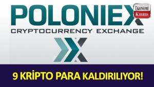9 kripto para, platformdan kaldırılıyor!..