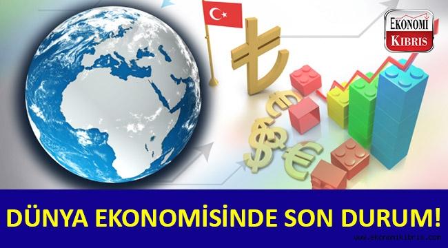 ABD ve Çin arasındaki ticaret savaşlarının dünya ekonomisindeki durumu...