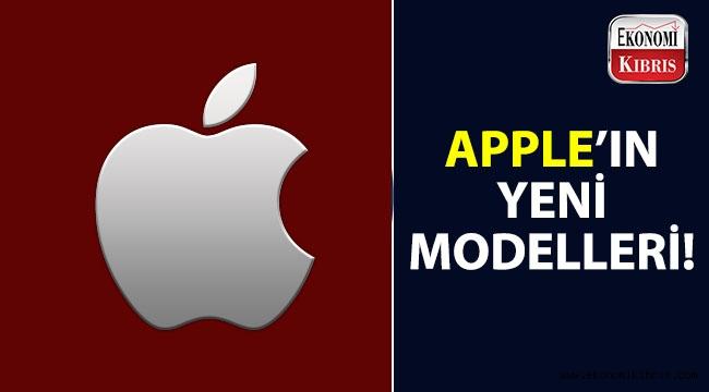 Apple'ın yıl sonuna kadar çıkaracağı modeller...