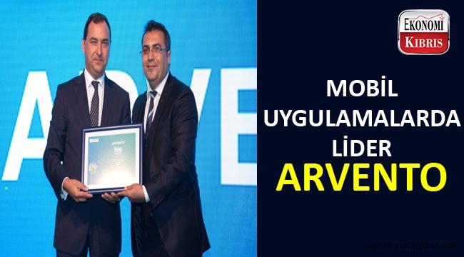 Arvento Türkiye'nin bir numaralı şirketi oldu.