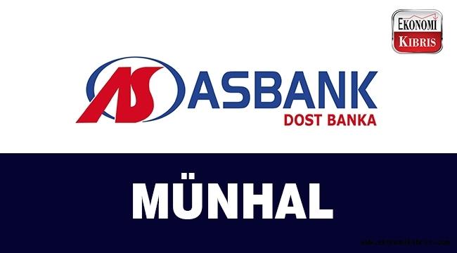Asbank münhal açtı...
