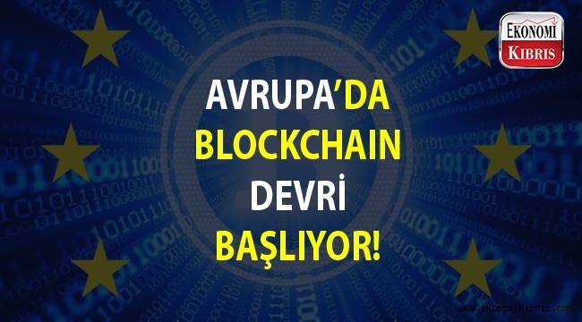 Avrupa'da Hollanda öncülüğünde Blockchain devri başlıyor...