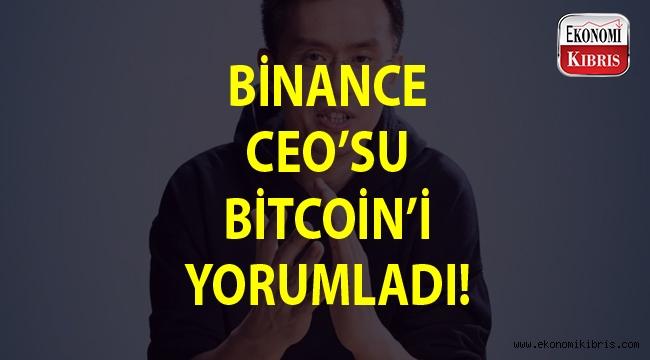 Binance Ceo'su Bitcoin hakkında ne düşünüyor?