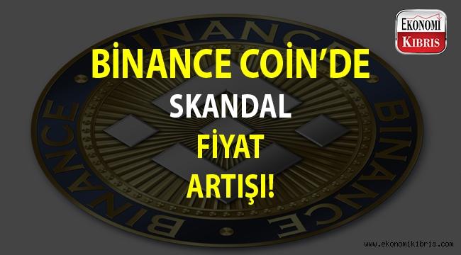 Binance Coin'de 1 Syscoin'in fiyatı büyük bir artış gösterdi...