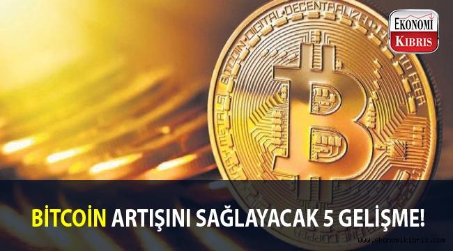 Bitcoin'de artış yeniden sağlanabilir...