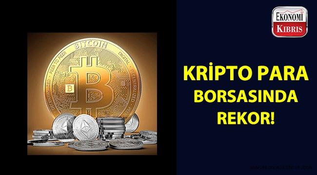 Bitcoin'in yükselişiyle rekor kıran kripto para borsaları!..