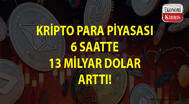 Bitcoin yükseldi...