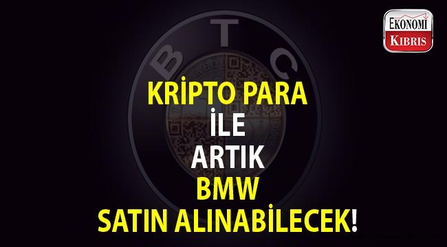 BMW'de kripto para dönemi...