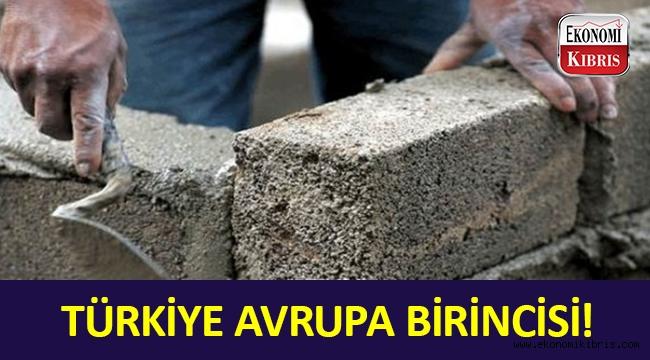 Çimento üretiminde Avrupa birincisi: Türkiye!..