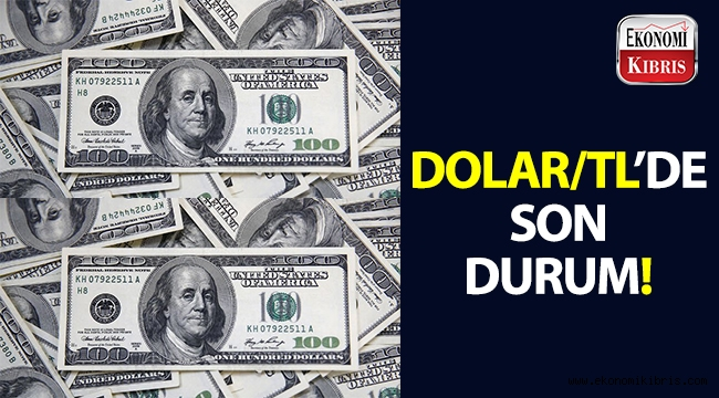 Dolar/TL'de son durum...
