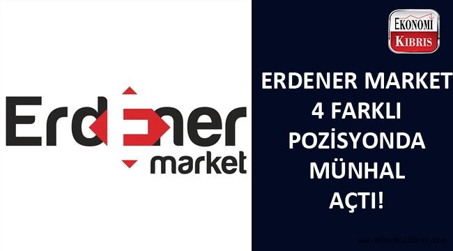 Erdener Market personel arıyor...