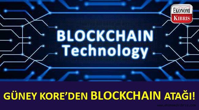 Güney Kore'den Blockchain atağı!..