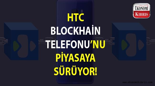 HTC'den Blockchain telefonu geliyor...
