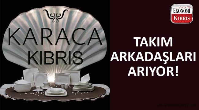 Karaca Kıbrıs personel arıyor...