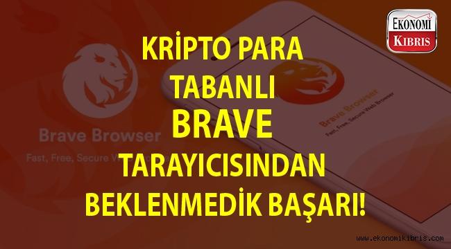 Kripto para tabanlı Brave tarayıcısı, en iyi uygulamalar arasında yer almayı başardı... İşte detaylar...