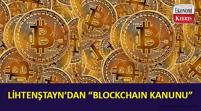Lihtenştayn, Blockchain kanunu çıkarıyor!..