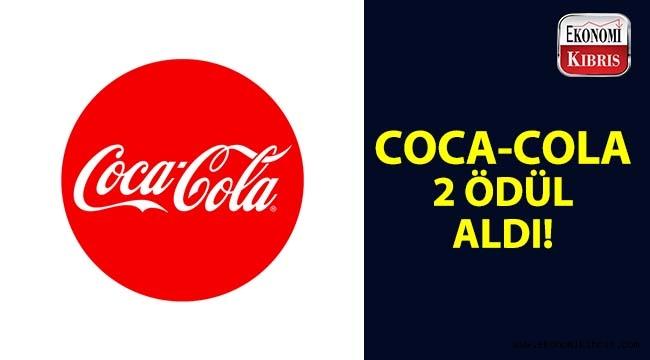 Londra'dan 2 ödül, Coca-Cola'ya...