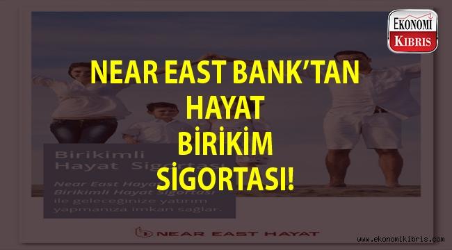Near East Bank'ta geleceğinize yatırım yapma fırsatı...