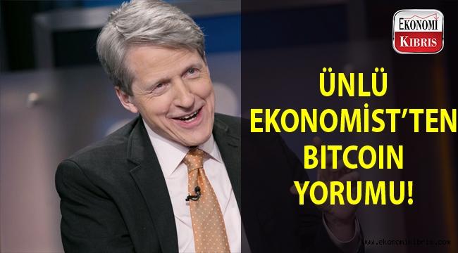 Nobel ödüllü ekonomist Nobel ödüllü ekonomist Robert Shiller, , Bitcoin hakkında ne düşünüyor?