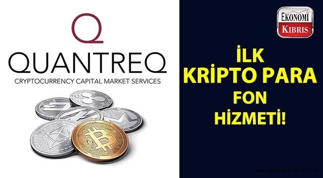 Quantreq'ten ilk kripto fon hizmeti...