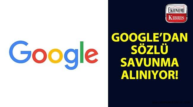 Rekabet Kurulu, Google'ın sözlü savunmasını alıyor...