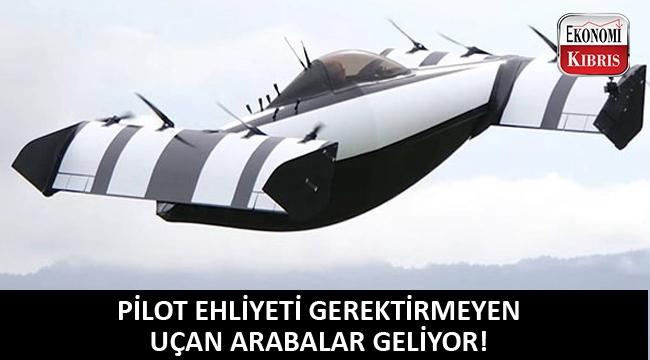 Son teknoloji uçan arabalar tanıtıldı...