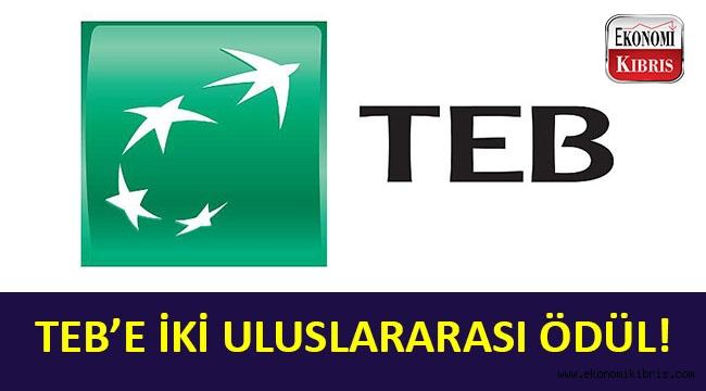 TEB Nakit Yönetimi'ne iki uluslararası ödül...