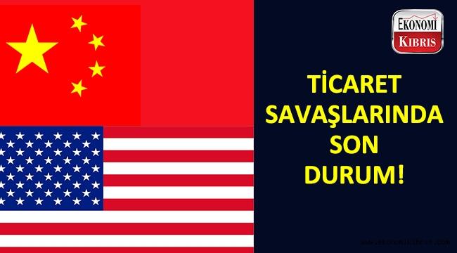 Ticaret savaşlarının ekonomiye olumsuz etkisi!..