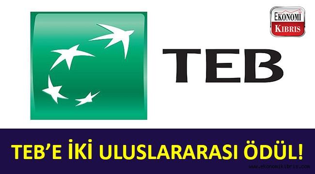 Türk Ekonomi Bankası'na 2 uluslararası ödül!..