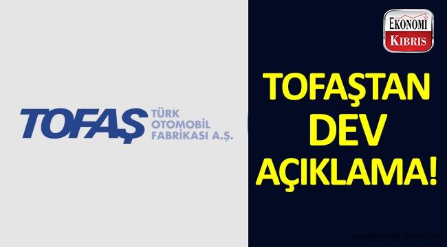 Türkiye'nin otomotiv üretimi ve ihracatının 5'te 1'i Tofaştan!..