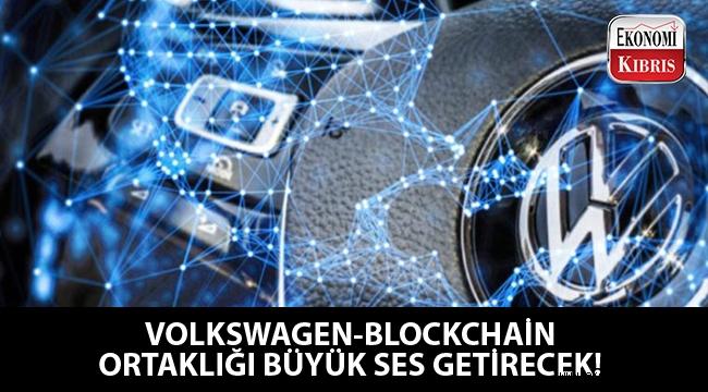Volkswagen, Blockchain patenti için başvuru yaptı...