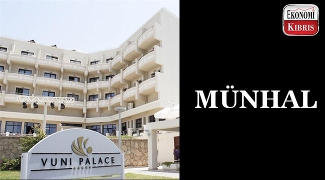 Vuni Palace Hotel personel arıyor...