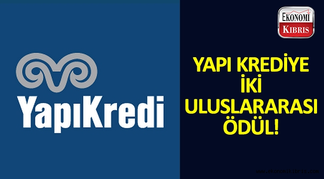 Yapı Kredi Gönüllüleri'ne 2 uluslararası ödül!..