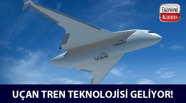 Yeni proje: Uçan tren teknolojisi...