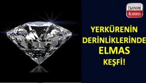 Yerkürenin derinliklerinde katrilyon ton elmas keşfedildi...