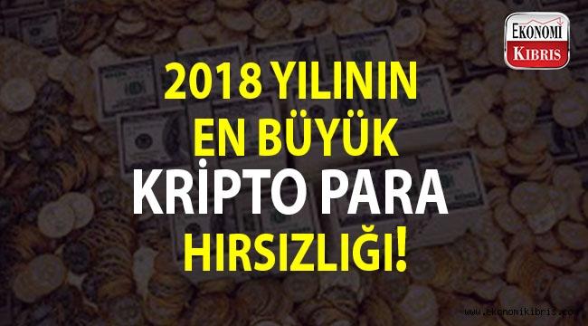 Yılın en büyük kripto para hırsızlığı...