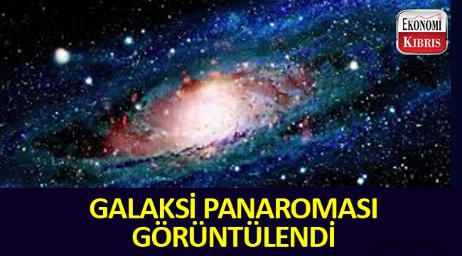 15 bin galaksi görüntülendi.