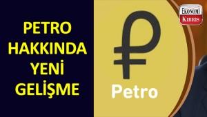 Asgari ücret Petro'ya bağlanacak!