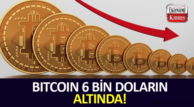 Bitcoin, değer kaybetmeye devam ediyor.
