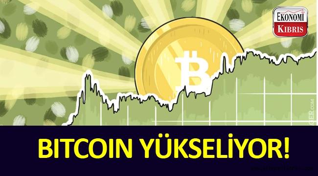 Bitcoin yeniden yükselmeye başladı.