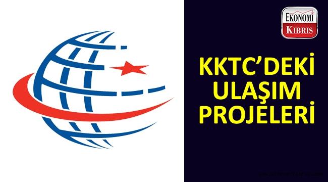 TC Ulaştırma ve Altyapı Bakanı Cahit Turhan KKTC'deki projeleri hakkında açıklama yaptı.