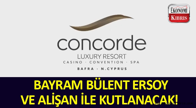 Concorde Luxury Resort'ta Bayram…