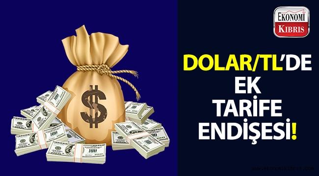 Dolar/TL'de