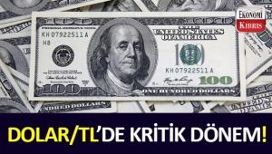 Dolar/TL, 5'in üzerinde!