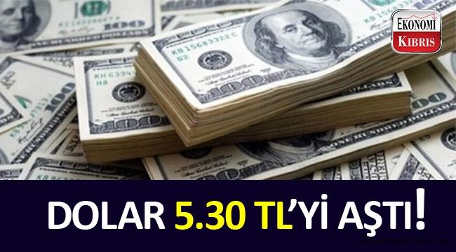 Dolar yeniden yükseliyor!