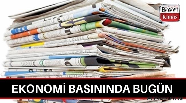Ekonomi Basınında Bugün - 1 Ağustos 2018