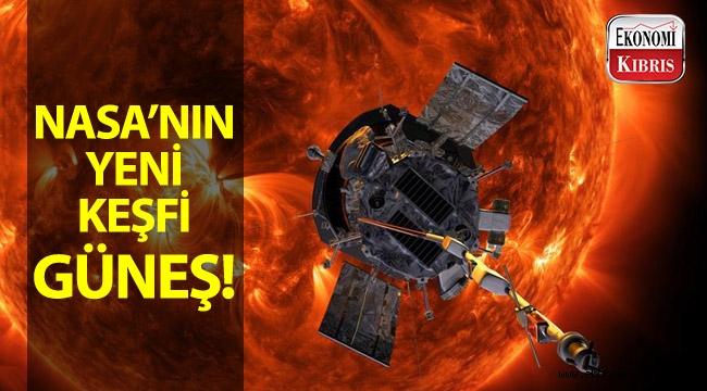 Güneş'in keşfi için uzaya Paker Güneş Keşif Uydusu fırlatıldı!..
