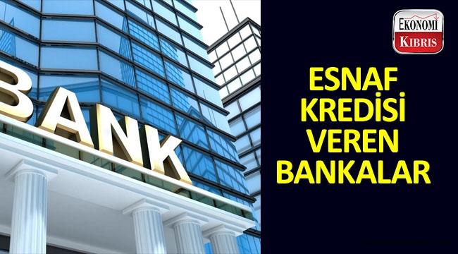 Hangi bankalar esnaf kredisi veriyor?