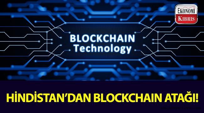 Hindistan'dan Blockchain atağı!..